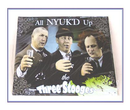 All Nyuk'd Up - The Three Stooges