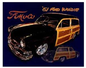 Ford Woody - Fomoco