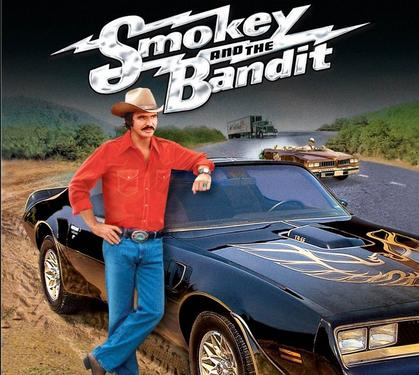 Pontiac Trans Am 1977 Smokey and the Bandit *Few left*