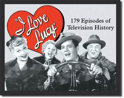 I Love Lucy - 179 Episodes Of Television History