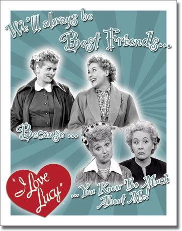 I Love Lucy - We'll Always Be Best Friends...