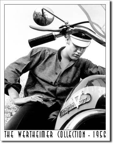 THE WERTHEIMER  COLLECTION 1956 - Motorcycle