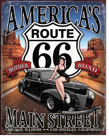 RT 66 - America's Main Street