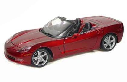 Chevrolet Corvette C6 Convertible 2005