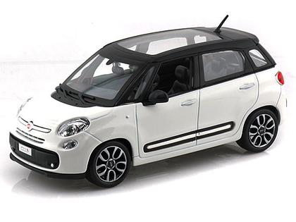 Fiat 500L With Sunroof