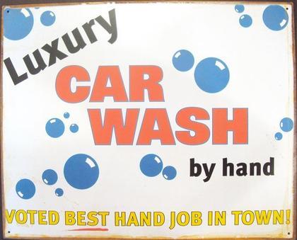Luxury Car Wash By Hand