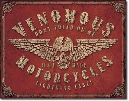 Venomous Motorcycles - Don't Tread On Me