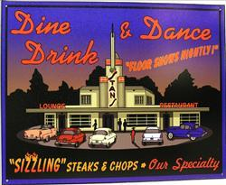 Tan - Dine, Drink And Dance
