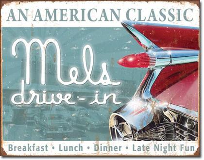 Mels Drive-in - An American Classic