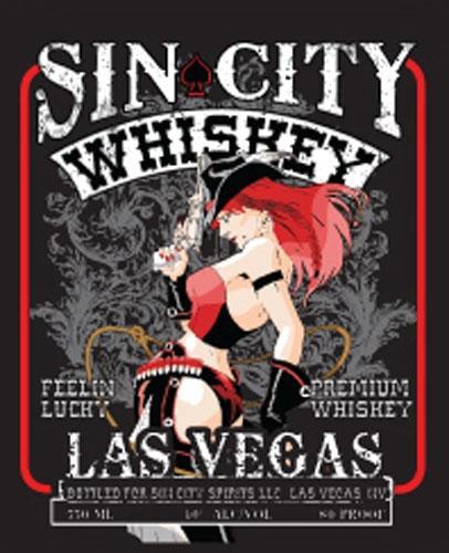 Sin City Whiskey