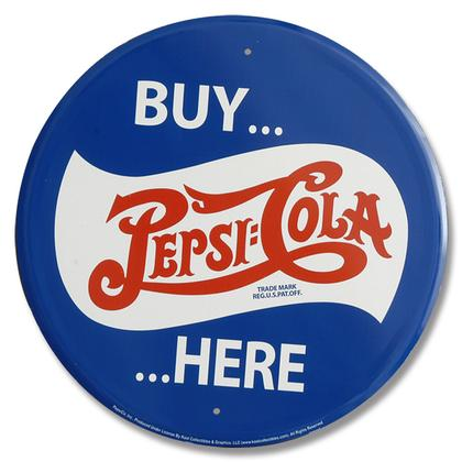 Buy Pepsi-Cola ...Here