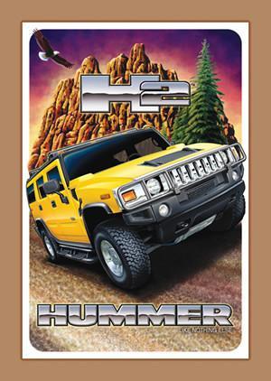 Hummer H2 - Like Nothing Else