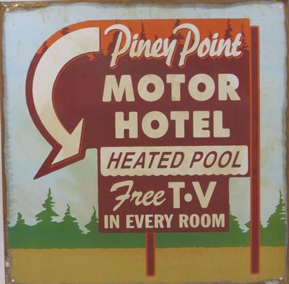 Piney Point Motor Hotel