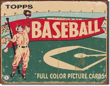 Topps - Baseball 1954