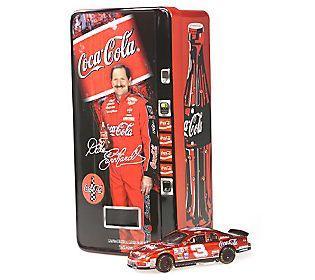 Dale Earnhardt Sr. #3 Coke 1998 Monte Carlo hood open