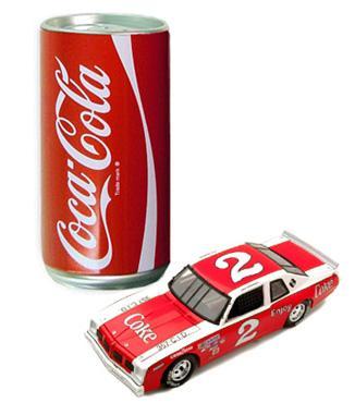 Dale Earnhardt Sr. #3 Coke 1980 Ventura