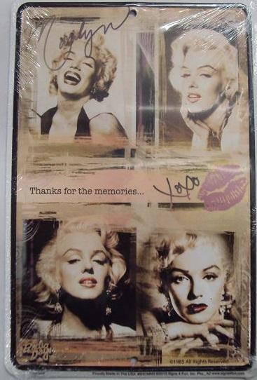 Marilyn Monroe - Thanks For The Memories...