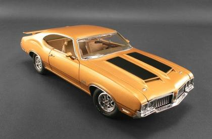 1970 Oldsmobile 442 Holiday Coupe - Dr. Olds