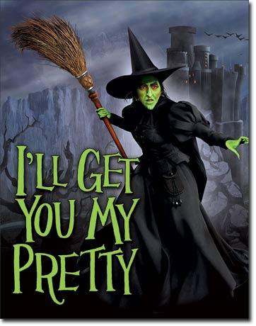 The Wizard Of Oz - I'll Get You My Pretty
