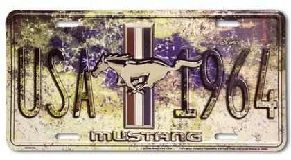 Mustang USA 1964