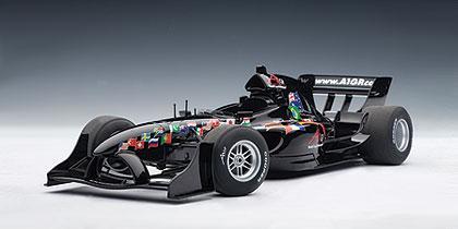 A1 GP 2007 - Promo Car