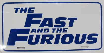 The Fast And The Furious - Blue