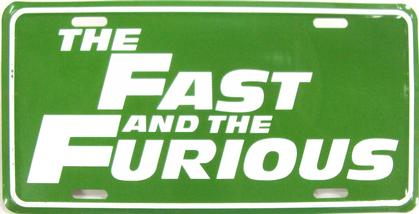 The Fast And The Furious - Green
