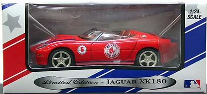 Jaguar XK180 Boston Red Sox