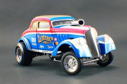 LoBianco Brothers 1933 Gasser