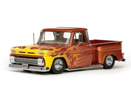 Chevrolet Pickup C-10 Stepside 1965 Low Rider