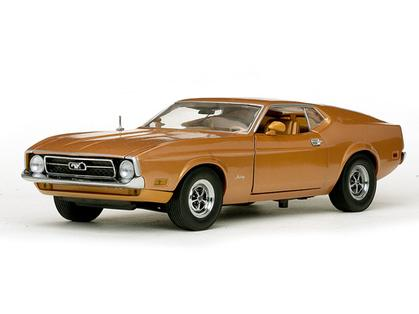 Ford Mustang Sportroof 1971