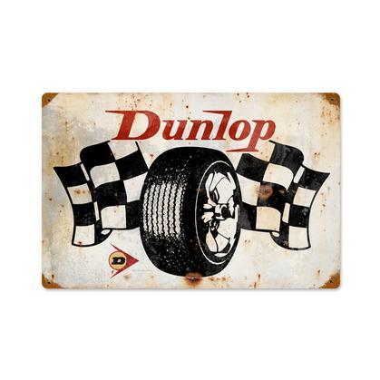 Dunlop Flags vintage