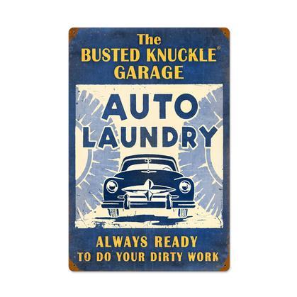 Auto Laundry vintage