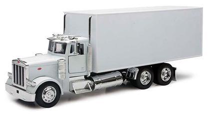 Peterbilt 379 Box Truck