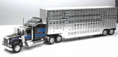 Kenworth W900 Pot Belly Truck