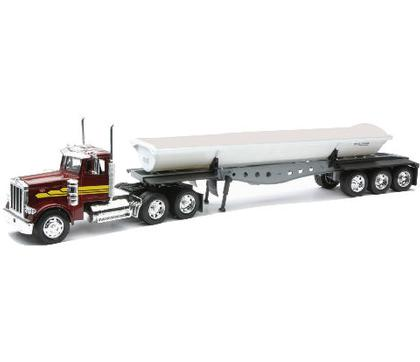 Peterbilt 379 w/Side Dump Truck