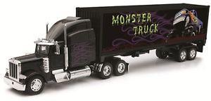 Peterbilt 379 Semi Monster Truck