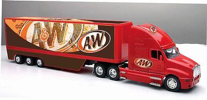 A&W Truck - Kenworth T2000
