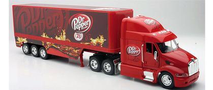 Dr. Pepper - Peterbilt 387 Truck