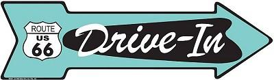Route 66 - Drive-In