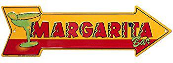 Margarita Bar - Metal sign 20 '