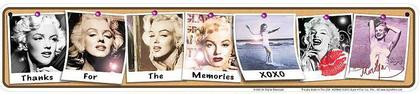 Marilyn Monroe - Thanks For The Memories
