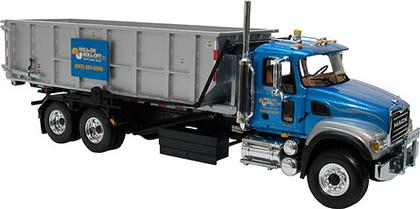 Mack Granite Roll-off Refuse Truck