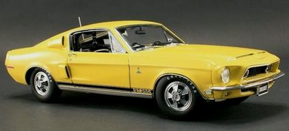 Ford Mustang Shelby GT-350 1968 - WT Series Release #2
