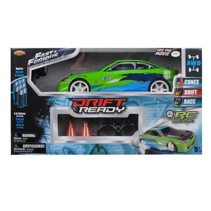 RADIO CONTROL FAST AND FURIOUS DRIFT TUNER