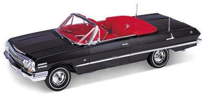 Chevrolet Impala 1963 Convertible