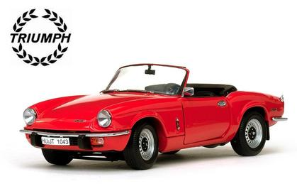 Triumph Spitfire MK IV 1970 *Last one*