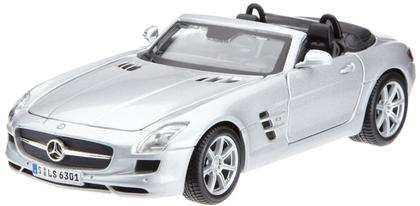 Mercedes Benz SLS AMG Roadster *White*