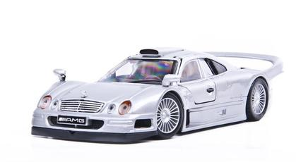 Mercedes-Benz CLK-GTR (Street Version)