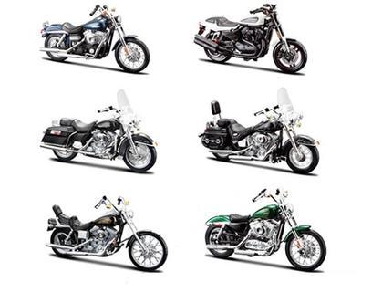 Harley-Davidson Series 32 (6 Motorcycles)